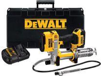 DeWalt DCGG571M1 - 1x 18V/4.0Ah, 690bar, 3.6kg, kufr, aku mazací lis