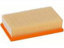 Celulózový plochý skládaný filtr Bosch pro GAS 35 L AFC; GAS 35 L SFC+; GAS 35 M AFC; GAS 55 M AFC..