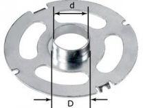 Kopírovací kroužek pro OF 2200 Festool KR-D 17,0/OF 2200