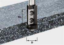 Lícovací fréza Festool HW S12 D21/30WM - stopka 12mm, výměnné břity