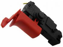 Zobrazit detail - Vypínač Bosch pro pneumatická kladiva Bosch GBH 2-22 RE, 2-23 RE, 2-24 D/DF, 2-26 DRE/DFR...