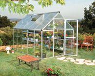 Palram hybrid 6x10 - polykarbonátový skleník 310 x 185 x 209cm