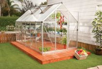 Palram hybrid 6x12 - polykarbonátový skleník 370 x 185 x 209cm