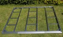 Podlahová konstrukce pro zahradní domek Duramax Titan XXL