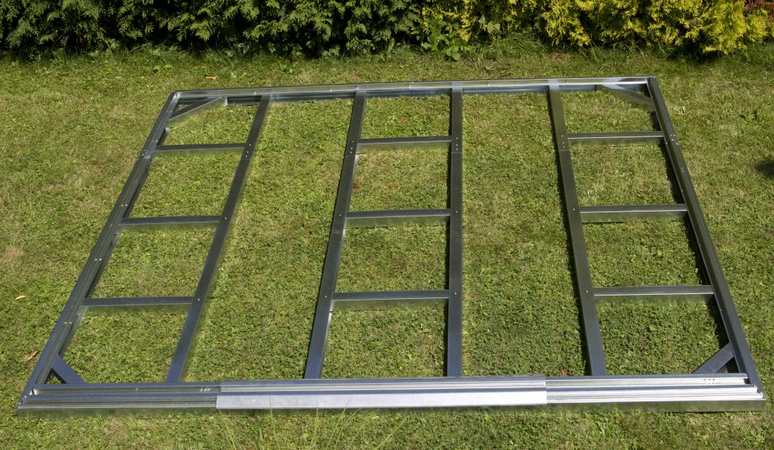 Podlahová konstrukce Duramax pro domek Titan XXL 7,9 m