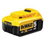 Akumulátor DeWALT DCB184 - XR Li-Ion 18V/5.0Ah (DCB184-XJ)
