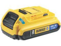 Akumulátor s technologií Bluetooth DeWALT DCB183B - XR Li-Ion 18V/2.0Ah