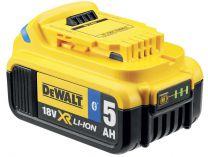 Akumulátor s technologií Bluetooth DeWALT DCB184B - XR Li-Ion 18V/5.0Ah