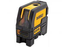 DeWalt DW0822 Professional -  0.8kg, kufr, bodový laser