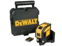 DeWalt DW0851 Professional -  0.72kg, kufr, bodový laser