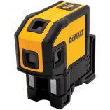 Bodový laser DeWalt DW0851 Professional - 0.72kg, v kufru (DW0851-XJ)