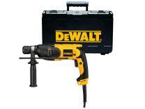 Vrtací a sekací kladivo DeWalt D25032K - SDS-Plus, 710W, 2.0J, 2.5kg, v kufru