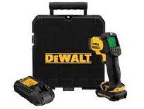 Laserový teploměr DeWalt DCT414D1 - 1x 10.8V/2.0Ah, 1.0kg, kufr