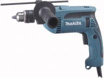 Příklepová vrtačka Makita HP1640K - 680W, 16mm, 1.8kg, kufr