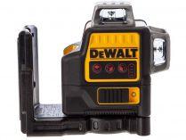DeWALT DCE0811NR - 10.8V, bez aku, profi křížový laser