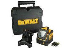 Profi křížový laser DeWALT DW0811 - 3x AA, 0.65kg, v kufru (DW0811-XJ)