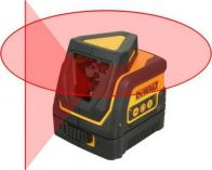 DeWALT DW0811 - 3x AA, 0.65kg, kufr, profi křížový laser