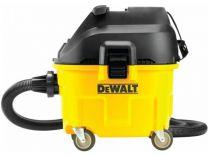 DeWalt DWV900L - 1250W, 15kg, třída L, průmyslový vysavač, 26.5L
