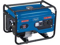 Scheppach SG 2600 - 2.200W, 2x 230V, 40.5kg, rámová elektrocentrála s AVR regulací