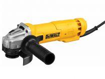 Úhlová bruska DeWalt DWE4214 - 1010W, 115mm, 2.2kg, posuvný spínač