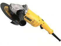 Úhlová bruska DeWalt DWE492S - 230mm, 2200W, 5.5kg