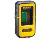 Aku laserový detektor DeWalt DE0892G - 9V, dosah 50m, pro zelené čárové lasery DeWalt
