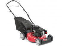 MTD SMART 53 SPO - mulčování, 159ccm, 53cm, 34kg, benzinová sekačka s pojezdem