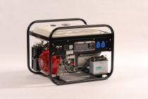 Zobrazit detail - Elektrocentrála HONDA Europower EP6000E/25 (generátor), 6kVA, 92kg
