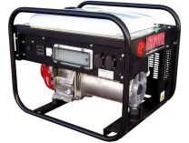 Elektrocentrála HONDA Europower EP4100/25 (generátor), 4kVA, 77kg