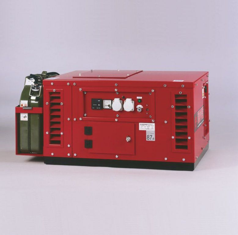 Generátor - Třífázová elektrocentrála Honda Europower EPS12000TE-ATS - 12 kVA, DOPRAVA ZDARMA