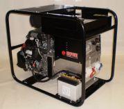 Elektrocentrála HONDA Europower EP300XE (generátor), 10kVA, 167kg