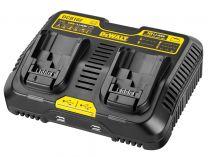Nabíječka DeWALT DCB102 pro baterie 10.8, 14.4 a 18 V Li-Ion