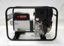 Elektrocentrála HATZ Europower EP7000TDE - 7kVA, třífáz. (generátor)