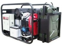 Elektrocentrála Honda Europower EP16000TE-AVR - 16kVA, 154kg, třífáz. (generátor)