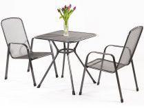 Garland zahradní sestava (2x židle Savoy Basic, 1x stůl Tavio) -  Sabi 2+