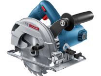 Kotoučová pila Bosch GKS 600 Professional - 1200W, 165mm, 3.6kg, mafl