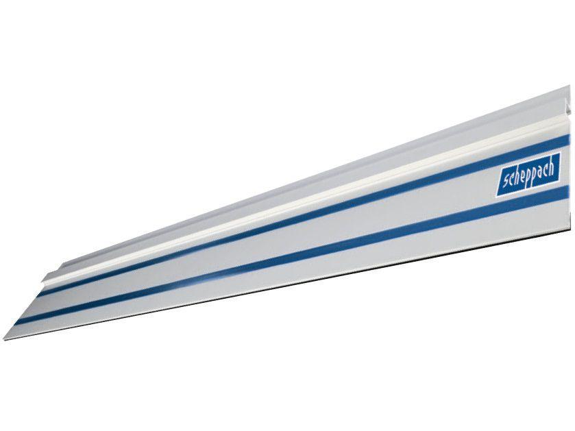 Hliníková vodící lišta 140cm pro Woodster Divar 45 a Scheppach PL 45 (4901803702)