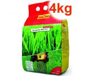 Osivo s hnojivem, vertikutační mix WOLF-Garten MIX 4 v 1  pro ošetření trávníku po vertikutaci