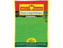 Trávníkové hnojivo dlouhodobé WOLF-Garten L-PE 500