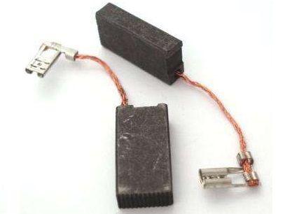 Náhradní kartáče - uhlíky do pneumatického kladiva GBH 4-32 DFR Professional - 2ks, 22 x 10 x 5 mm (1614321079)