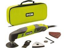 Ryobi RMT200-S- 200W, příslušenství, taška, multrifunkční nářadí