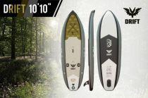 Nafukovací paddleboard AQUA MARINA DRIFT FISHING 330 x 97 x 15 cm, 12.3 kg (115031)