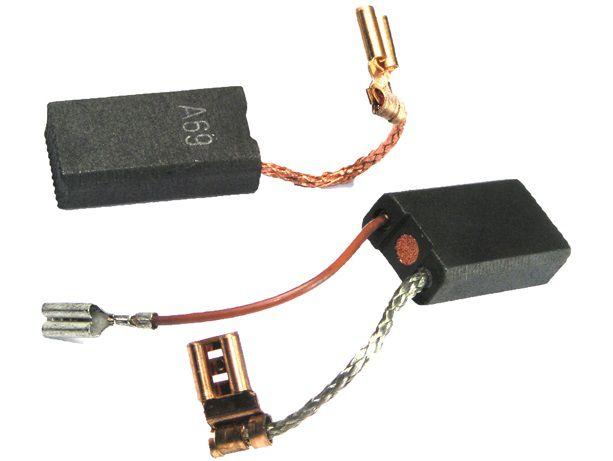 Náhradní kartáče - uhlíky do pneumatického kladiva Bosch GBH 7-46 DE Professional - 2ks (1617014135)