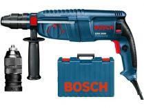 Kombinované kladivo Bosch GBH 2600 Professional + sklíčidlo - 720W 2.7J 2.3kg, pneumatické kladivo SDS-Plus