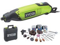 Přímá bruska Ryobi EHT150V - 150W, 0.6kg, 115ks příslušenství, kufr