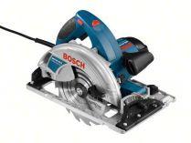 Kotoučová pila Bosch GKS 65 GCE Professional - 1800W, 190mm, 5.2kg, L-Boxx, mafl