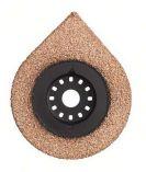 Zobrazit detail - Odstraňovač malty s tvrdokovovými zrny Bosch AVZ 70 RT, HM-RIFF, 3Max pro Multifunkční nářadí