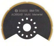 Segmentový pilový kotouč Bosch BIM-TiN ACI 65 AB Multi Material pro Multifunkční nářadí