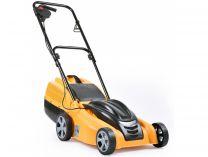Elektrická sekačka na trávu Riwall REM 3813i - 1300W, 38cm, 36l, 12kg