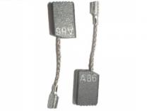 Uhlíky do Bosch GFF 22 A, GWS 5-100, 6-115/E, 6-125, 660, 780C, 8-115C, 8-125CE, GWS 850C/CE - 2ks